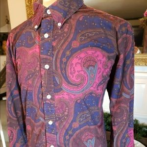 Slim Fit Tommy Hilfiger casual dress shirt